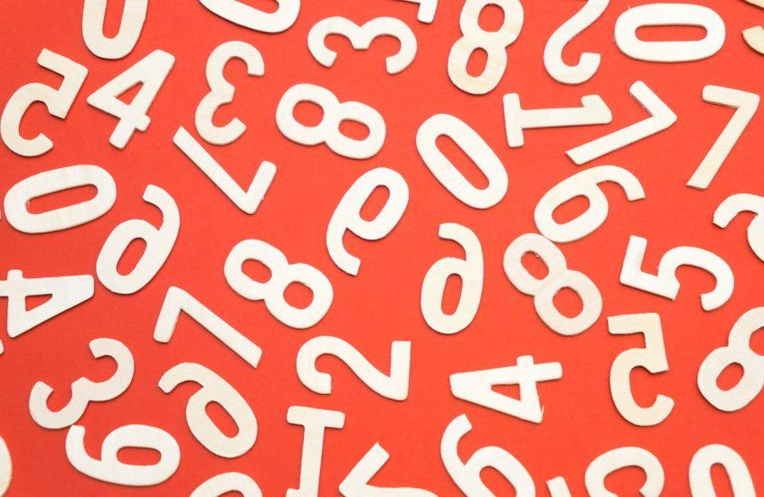 Numerele din viața noastră – 1