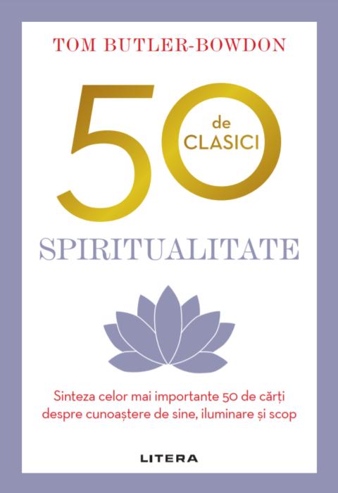 50 de clasici Spiritualitate - recomandare lectură